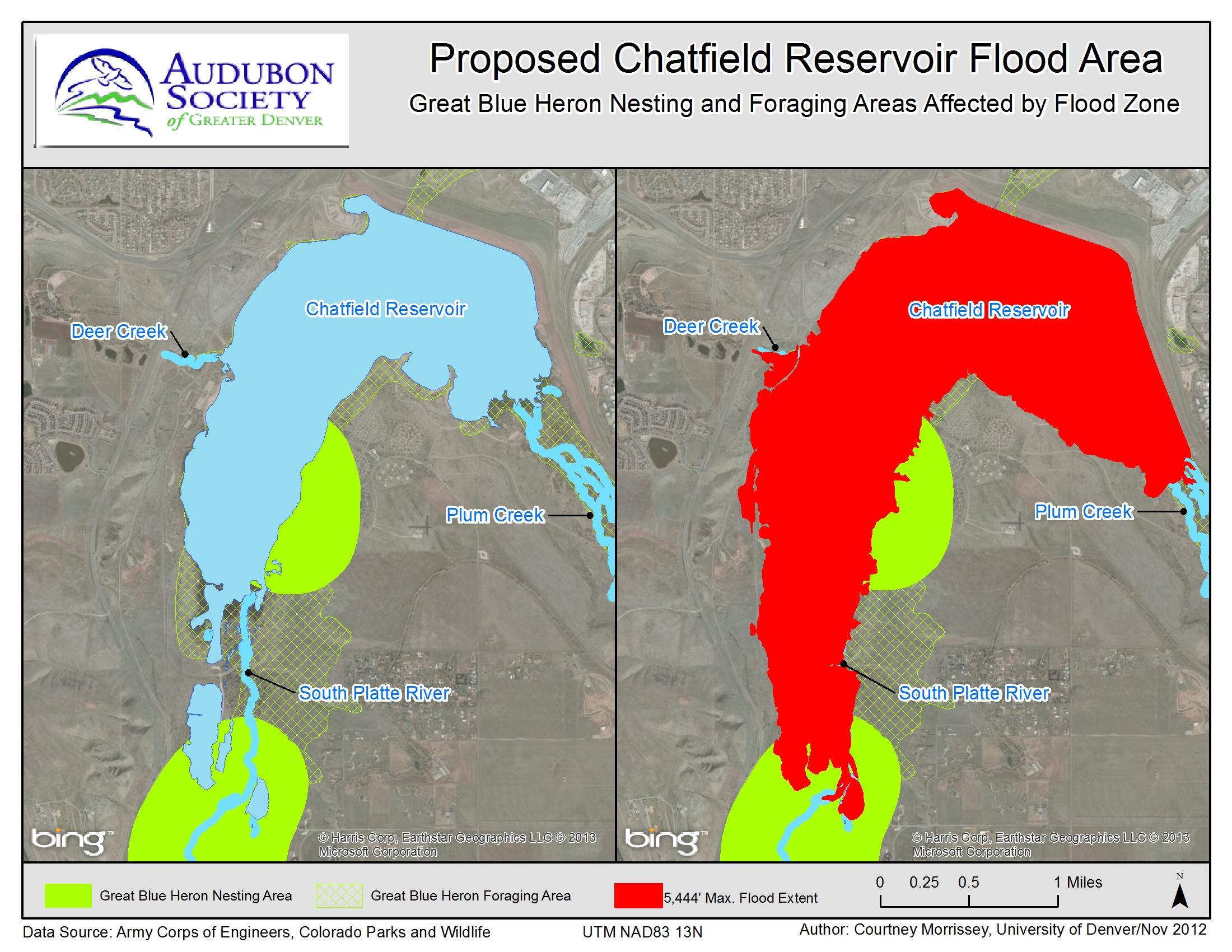 ASGD Maps Denver Flood Map on